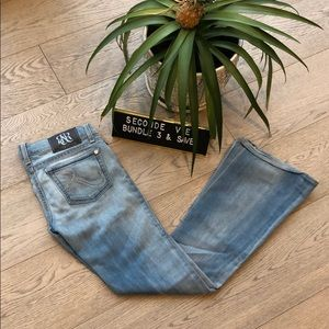 Rock and republic boot cut jeans